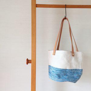 SHOULDER BAG BI COLOR OCEAN