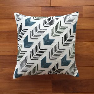 COTTON CUSHION COVER ARROW