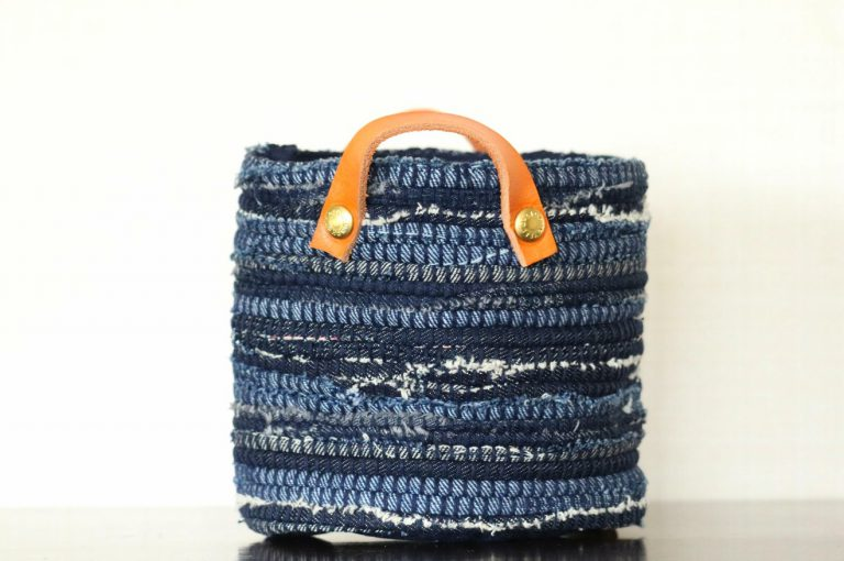 DENIM BUCKET S-Large