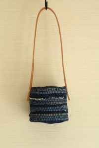 <New> HANGING BUCKET S (INDIGO DENIM / BLEACH DENIM)