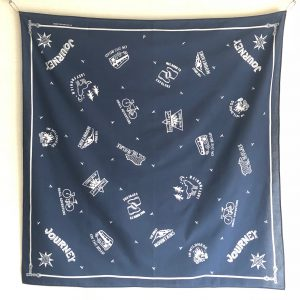 FUROSHIKI JOURNEY NAVY