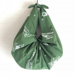 FUROSHIKI JOURNEY GREEN