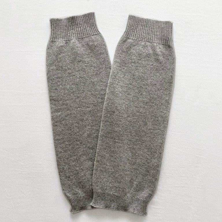 CASHMERE WOOL MIX LEG WARMER